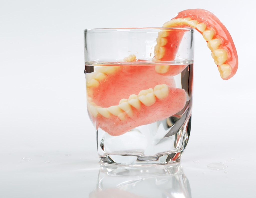 Living With Dentures